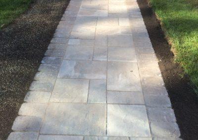 brick-walkway-installation