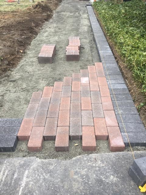 acton walkway prep